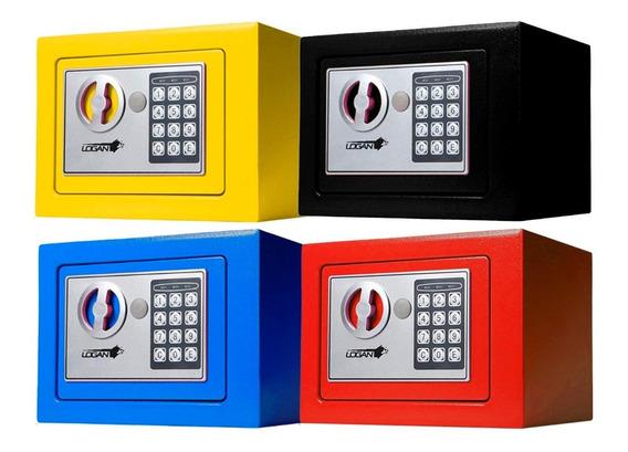 Caja Fuerte Digital Acero + Llaves Emergencia Baterias Bagc