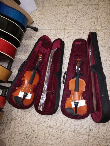 Violin Orich 1/4 Alta Calidad Con Arco Y Pes Nuevos