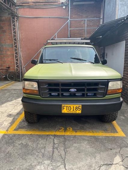 Ford Bronco Modelo 1996