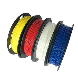 Colores Para Impresora 3d Creality Pla 1.75mm 4 Piezas