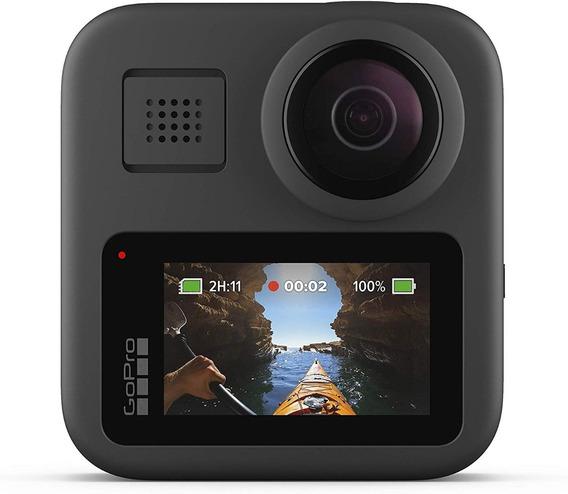 Gopro Max 360 Black Chdhz-201-rw Garantia Oficial