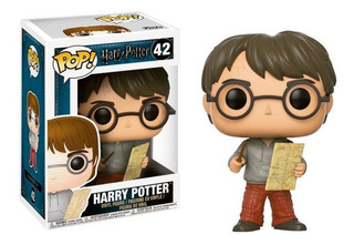 Funko Pop 42 Harry Potter Con Mapa Harry Potter