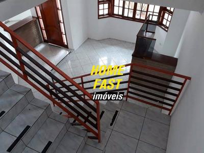 Casa Comercial Para Locação, Vila Rosália, Guarulhos. - Ca0146