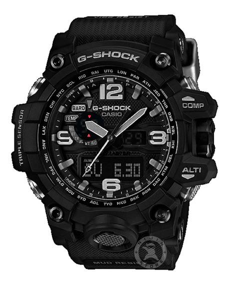 Relógio Masculino G-shock Preto Digital E Analógico Promoção