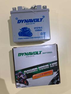 Bateria Gel Honda Cbr 1000 2008 2010 2012 Dynavolt
