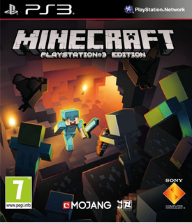 Minecraft Playstation 3 Ps3 Digital Gcp
