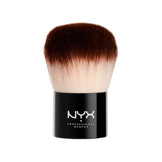 Brochas Maquillaje En Polvo Rostro Brush Kabuki Nyx