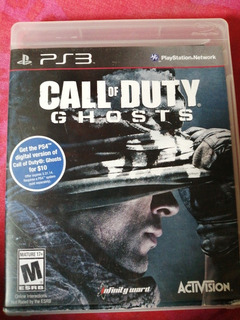 Call Of Duty Ghost (juego Para Consolas Playstation 3)