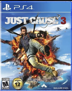 Just Cause 3 Ps4 Digital Juga Con Tu Usuario
