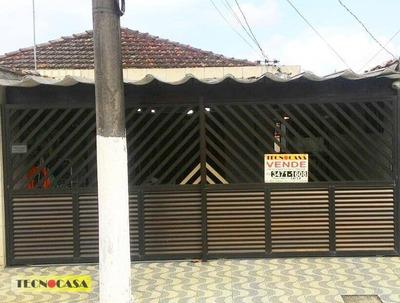 Casa Para Venda, Esplanada Dos Barreiros, São Vicente. - Ca3881