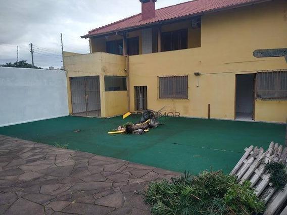 Casa Com 3 Dormitórios Para Alugar, 400 M² Por R$ 3.500,00/mês - Jardim Itu Sabará - Porto Alegre/rs - Ca0810