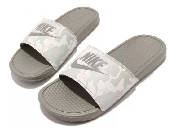 Ojotas Nike Benassi Camufladas Jdi Unisex