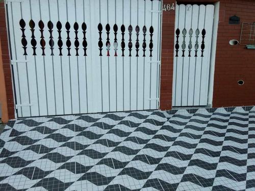Casa Com 1 Dorm, Jardim Praia Grande, Mongaguá - R$ 150 Mil, Cod: 286727 - V286727