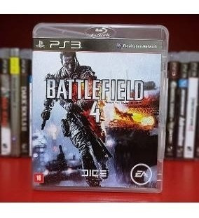 Jogo Playstation 3 Ps3 Battlefield 4 Usado