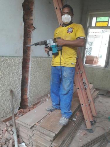 Imagem 1 de 5 de Construtor De Obras Garcia  (construção, Reformas,manutenção
