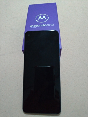 Celular Motorola One Vision 128gb