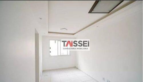 Imagem 1 de 20 de Apartamento Com 2 Dormitórios À Venda, 44 M² Por R$ 260.000,00 - Cambuci - São Paulo/sp - Ap8533