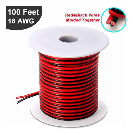 Cable Eléctrico Flexible De Cobre Trenzado