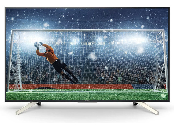 Smart Tv Sony 55 Polegadas 4k Hdr Android Kd-55x755f