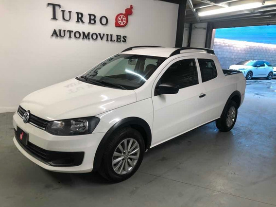 Volkswagen Saveiro 1.6 Gp Cd 101cv Pack High 2015