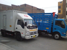 Transporte De Carga Y Mudanzas - Lima A Provincias