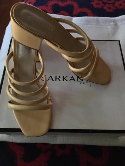 Sandalia Sarkany Amarilla Unicas!!