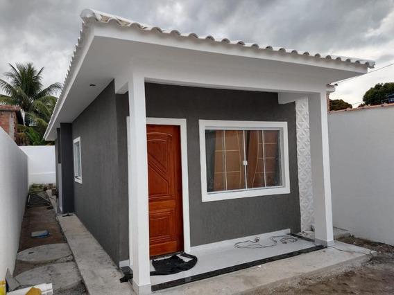 Casa Em Ampliação, Itaboraí/rj De 70m² 2 Quartos À Venda Por R$ 240.000,00 - Ca213239