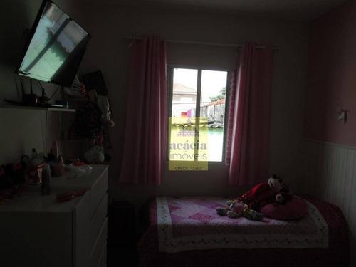 Sobrado Com 3 Dormitórios À Venda, 200 M² Por R$ 750.000,00 - Parque São Domingos - São Paulo/sp - So2998