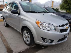 Chevrolet Aveo Ltz 2017 Linea Nueva
