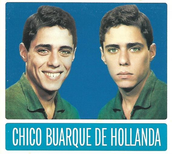 Cd - Chico Buarque De Hollanda - N º 1 - Lacrado