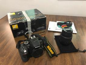 Nikon D5300 + Cartão 64gb Classe 10 + Bolsa + Tripé