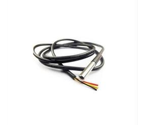 Kit Com 10 X Sensor De Temperatura Ds18b20 À Prova Dágua