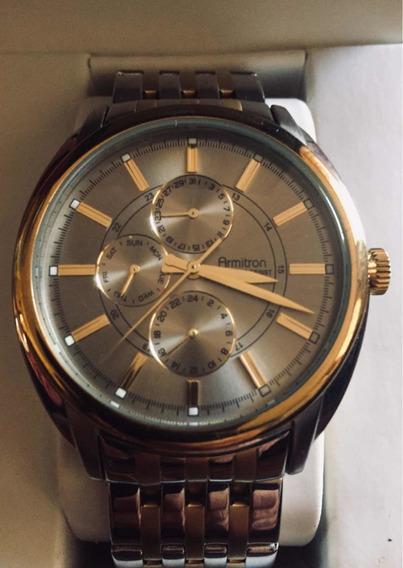 Relógio Armitron Inox Novo