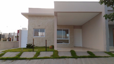 Casa Térrea 3 Dormitórios (1 Suíte) Em Condomínio Fechado Em Indaiatuba - Ca04661 - 31966331