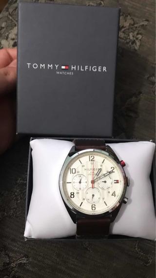 Relógio Tommy Hilfiger 100% Original Na Caixa