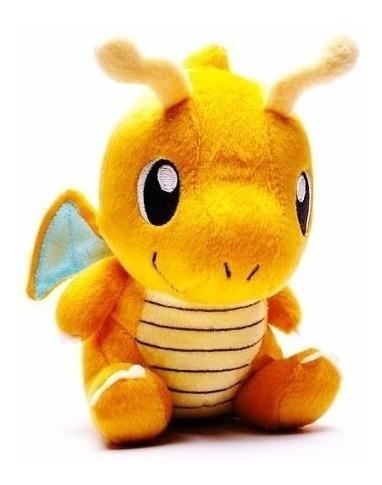 Pelúcia Turma Pokémon Dragonite Mini (15cm) - Importada
