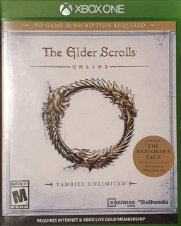 The Elder Scrolls Xbox One