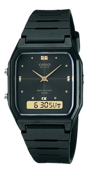 Relógio Casio Vintage Original Aw-48he-1avdf (nf/garantia)