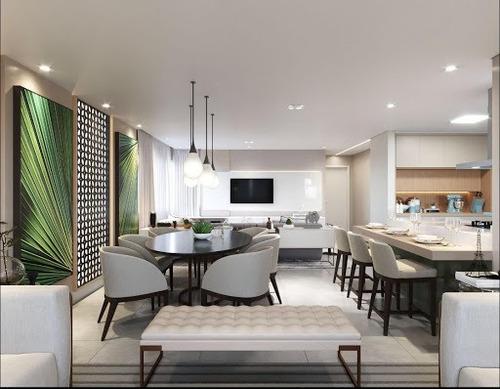 Apartamento Com 2 Dormitórios À Venda, 120 M² Por R$ 1.440.000,00 - Perdizes - São Paulo/sp - Ap2559