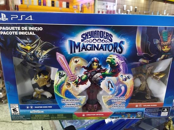 Skylanders Imaginators Ps4 (jogo Em Pt-br)