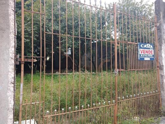 Terreno À Venda, 300 M² Por R$ 300.000,00 - Vila Nova Curuçá - São Paulo/sp - Te1674