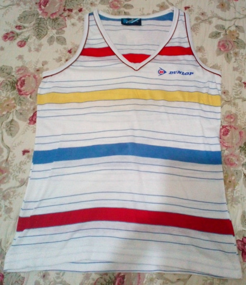 Musculosa Mujer Dunlop