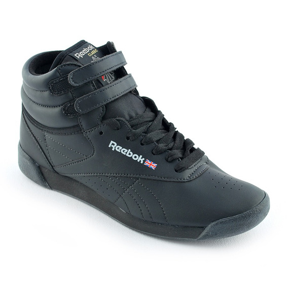 Bota Freestyle High Mf Black Reebok Mujer