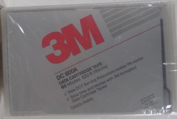 Mini Data Cartridge Dc2000 E Dc600a 3m Lacrados