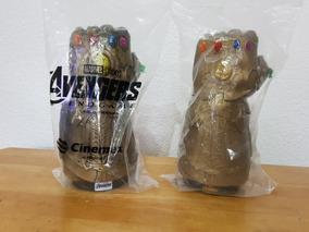 Avengers Infinity War Endgame Thanos Palomera Guante Cinemex