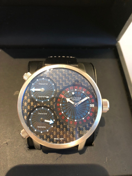 Relógio Glycine Airman 7 Titanium