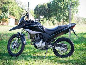 Honda Xre 300 2011 Preta