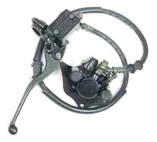 Sistema Freio Dianteiro Cg Fan Titan Ml 125-150cc Ano 04/08