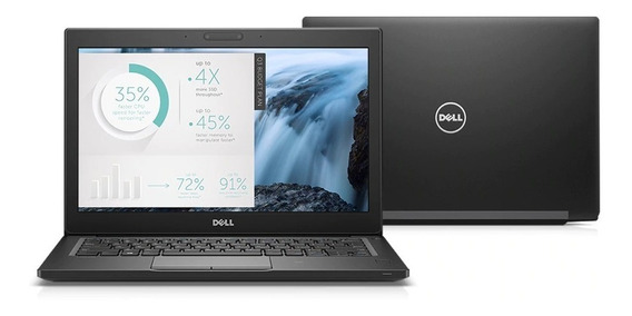 Notebook Dell Latitude 7280 I7 8gb 256gb Ssd M.2 Fulhd Touch