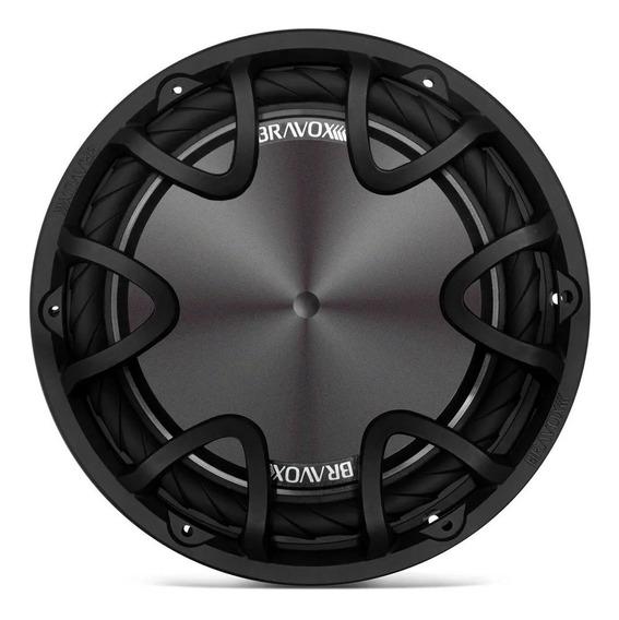 Subwoofer Bravox Premium P12x-d4 12 Pol 220w Rms 4+4 Ohms